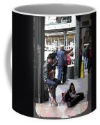 Market Busker 2 Coffee Mug