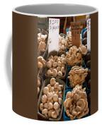 Market Mushrooms Coffee Mug