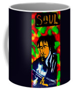 Marley Rasta Guitar Coffee Mug
