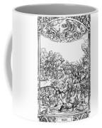Mars, Roman God Of War Coffee Mug