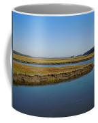 Marsh In Maine Coffee Mug