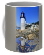 Marshall Point Light Reflection Coffee Mug