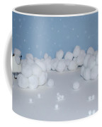 Marshmallow Fight Coffee Mug