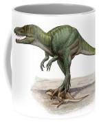 Marshosaurus Bicentesimus Coffee Mug