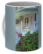 Marthas Vineyard Cottage Coffee Mug