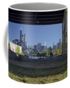 Martial Arts In The City Coffee Mug