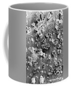 Martian Carbon Dioxide Crystals Coffee Mug
