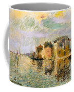 Martigues In The South Of France Coffee Mug