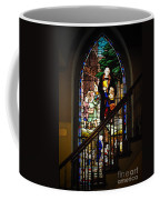 Martin Luther At Historic Zion Coffee Mug