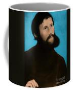 Martin Luther, German Theologian Coffee Mug