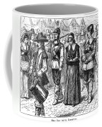 Mary Dyer, D.1660 Coffee Mug by Granger