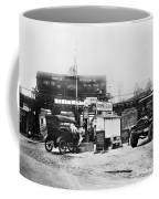 Maryland: Gas Station, C1921 Coffee Mug