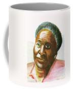 Maryse Conde Coffee Mug