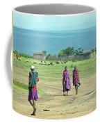 Masai Village Coffee Mug