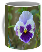 Masked In Purple Coffee Mug