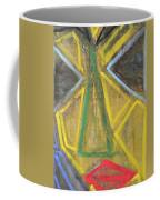 Masked Coffee Mug