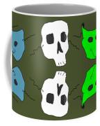 Masks Coffee Mug