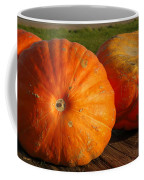 Mass Pumpkins Coffee Mug