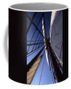 Masthead Coffee Mug by Skip Willits