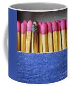 Matchbox Coffee Mug