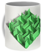 Mathematical Origami Coffee Mug