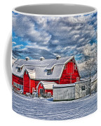 Matsqui Barn Hdr Coffee Mug