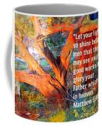 Matthew 5 Coffee Mug