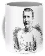 Matthew Webb (1848-1883) Coffee Mug