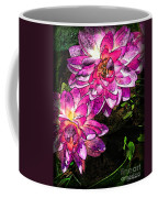 Maui Pink Garden Coffee Mug