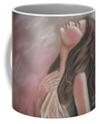 Mauve Lights Coffee Mug by Julie Brugh Riffey