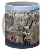 Mavromatis Pumice Quarry With Pier Coffee Mug