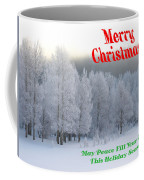 May Peace Fill Your Home Coffee Mug