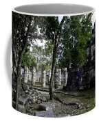 Mayan Colonnade Two Coffee Mug