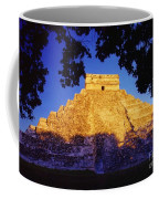 Mayan Pyramid Coffee Mug