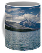 Mcdonald Lake Super Panorama Coffee Mug