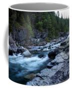 Mcdonald River Glacier National Park - 3 Coffee Mug