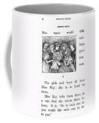 Mcguffeys Primer, 1881 Coffee Mug