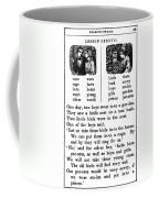 Mcguffeys Primer, C1840 Coffee Mug