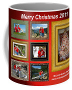 Mclanegoetz Studio Christmas Card Coffee Mug