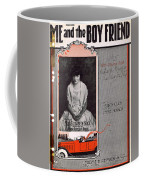 Me And The Boy Friend Coffee Mug