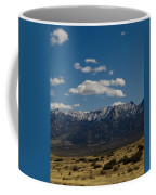 Meadow And Mountains Coffee Mug