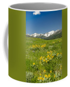 Meadow Landscape Coffee Mug
