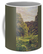 Meadow Scene  Coffee Mug by John William Buxton Knight