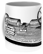 Measuring Machine Coffee Mug