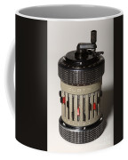 Mechanical Calculator Coffee Mug