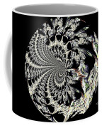 Medallion Coffee Mug
