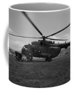 Medical Personnel Carrying A Stretcher Coffee Mug