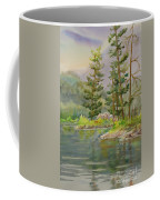 Medicine Lake Jasper Coffee Mug