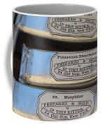 Medicine Coffee Mug