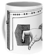 Medieval Finger Pillory Coffee Mug by Granger